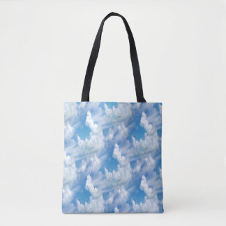 Forever Clouds... Tote Bag