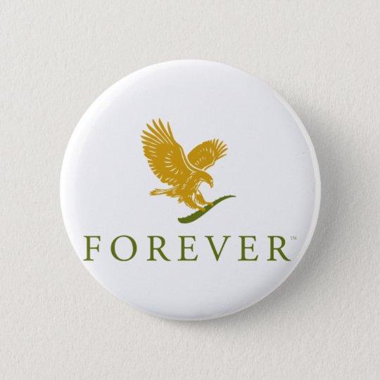 Forever Emblem 6 Cm Round Badge