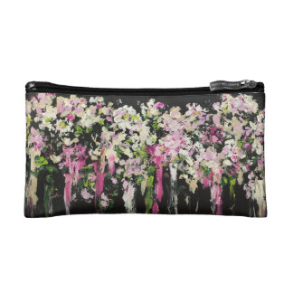 Forever Floral Cosmetic Bag