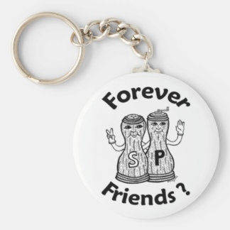 Forever Friends? Keychain