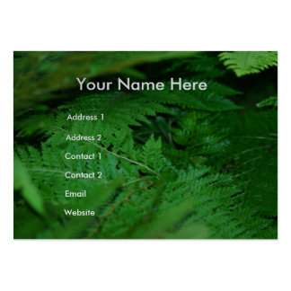 Forever Green Business Card Templates