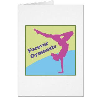 Forever Gymnasts Cards