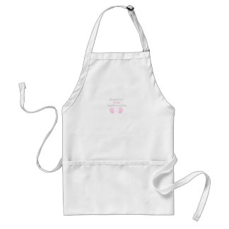 Forever in my Heart Standard Apron