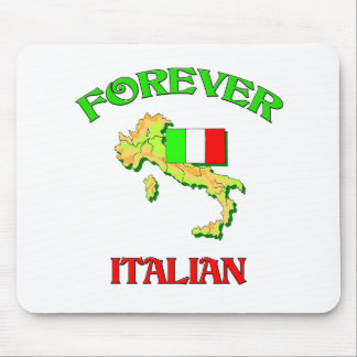 Forever Italian Mouse Pad