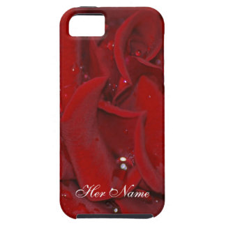 Forever Love Rose iPhone 5 Covers