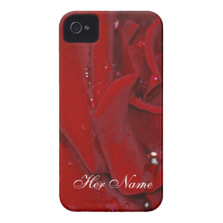 Forever Love Rose iPhone 4 Case-Mate Cases