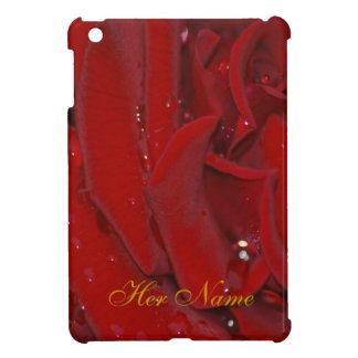 Forever Love Rose iPad Mini Cover