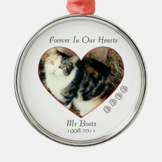 forever pet memorial ornament  add your photo