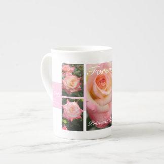 Forever Princess Diana: Rosa Elegant Lady Tea Cup