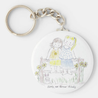 Forever_sisters Key Chain