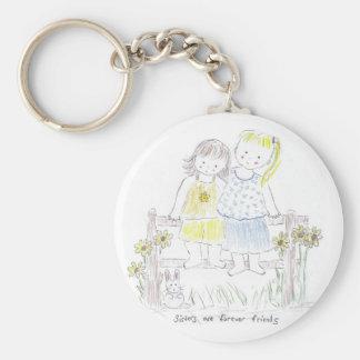 Forever_sisters Key Ring