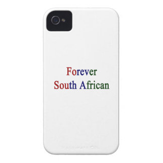 Forever South African iPhone 4 Case-Mate Cases