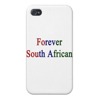 Forever South African iPhone 4 Cases