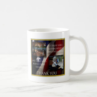 Forever Thankful Veterans Day Mug