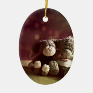 Forever together christmas ornament