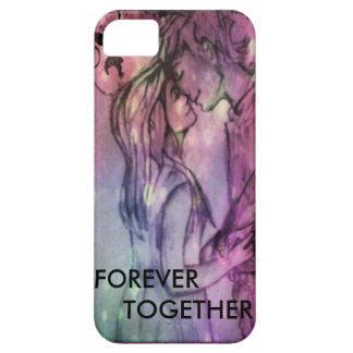 forever together-lovers case skin iPhone 5 cases