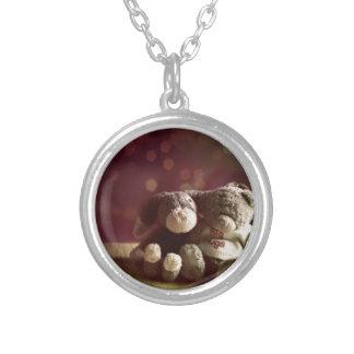 Forever together necklace