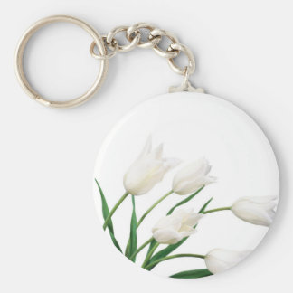Forever Tulips Key Ring