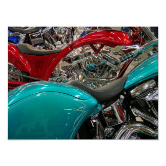Forever Two Wheels Motorcycle Series 03 poster