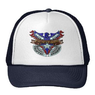 Forever Vigilent Trucker Hat