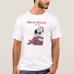 Forever Xmas with text T-Shirt
