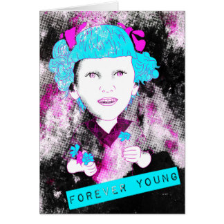 forever young greeting cards