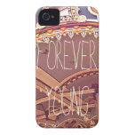 Forever young iPhone 4 covers