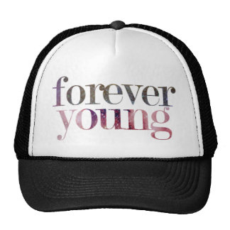 Forever Young Snapback Cap