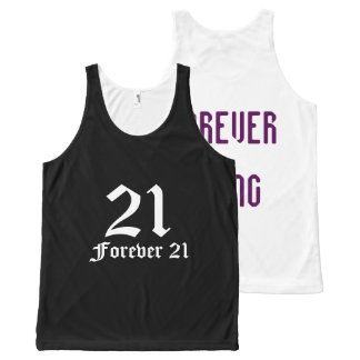 Forever Young Tanktop All-Over Print Tank Top