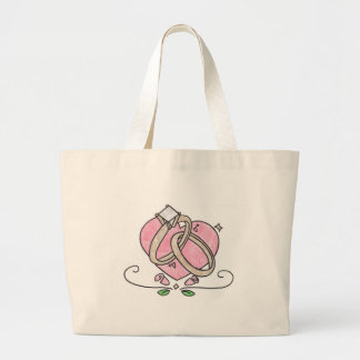 Forever yours canvas bag