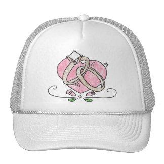 Forever yours. trucker hat