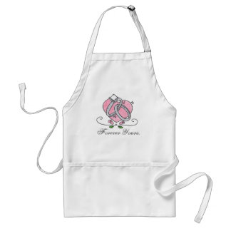 Forever Yours. Standard Apron