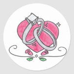 Forever Yours. Sticker