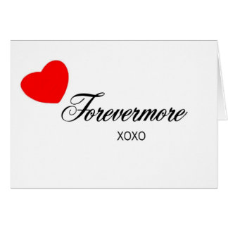 Forevermore Products Greeting Card