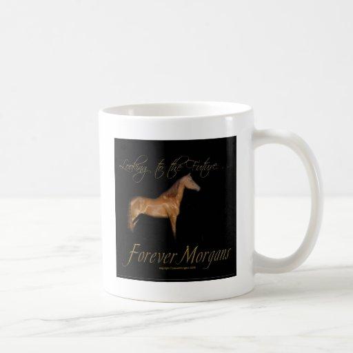 ForeverMorgans Rescue Horse Kramer Classic White Coffee Mug