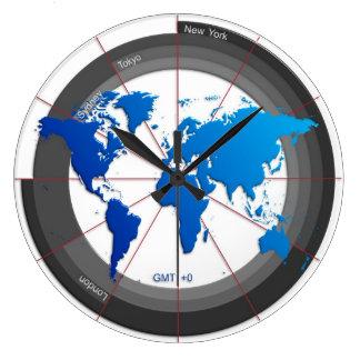 Forex Markets Timezone Clock GMT +0