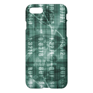 Forex Trading Online and with US Dollar Graph iPhone 7 Case