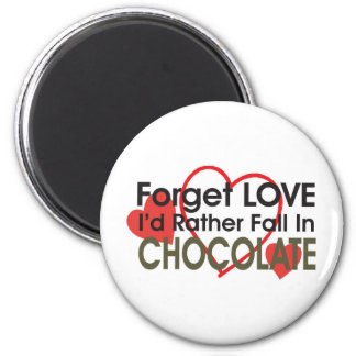 Forge Love 6 Cm Round Magnet