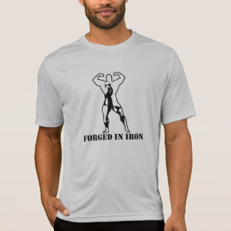 Forged in Iron T-Shirt