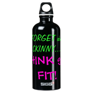FORGET ABOUT SKINNY SIGG TRAVELLER 0.6L WATER BOTTLE