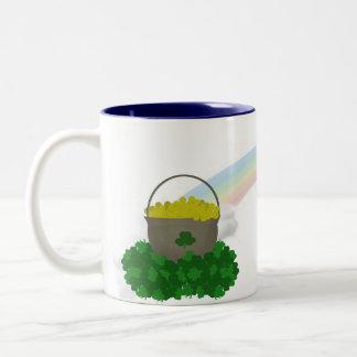 Forget About the Leprechaun Mug