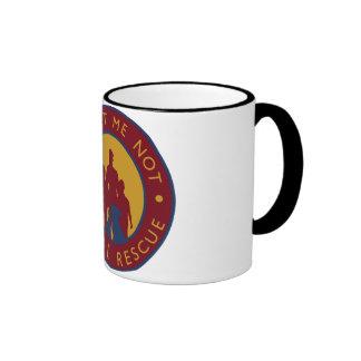 Forget Me Not Animal Rescue Logo Mug