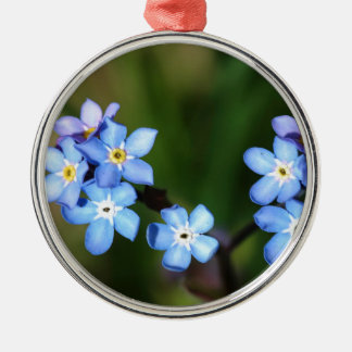Forget Me Not Christmas Ornament