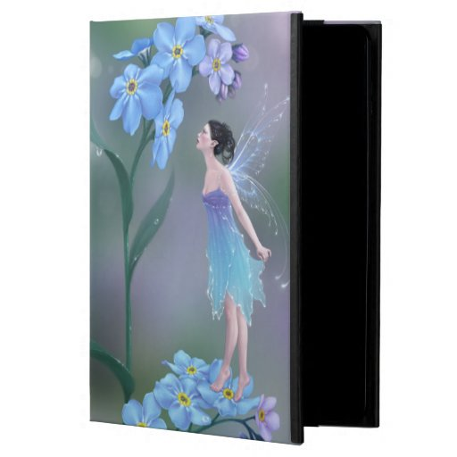 Forget-Me-Not Flower Fairy Art iPad Air Case