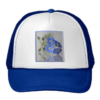 Forget Me Not Mesh Hat