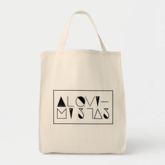 """forget plastic"" Alchemists Cotton Bag"