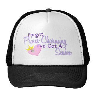 Forget Prince Charming - Seabee Cap
