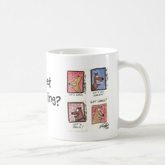 Forget Something? mug
