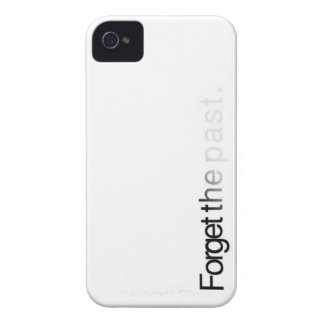Forget the past iPhone 4 case