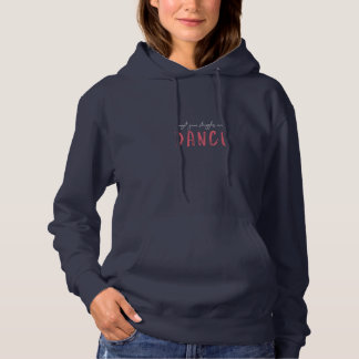 Forget Your Struggles and Dance Hoodie